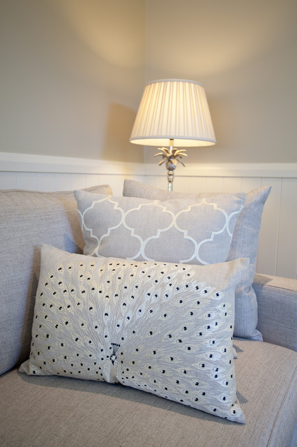 St Ives residence contemporary-decorative-pillows