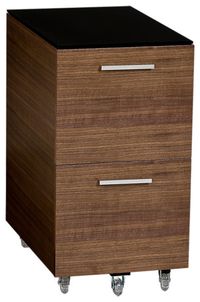 Sequel Tall File Pedestal - Contemporary - Filing Cabinets