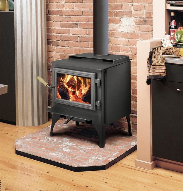 avalon spokane 1750 wood stove traditional freestanding stoves seattle by travis. Black Bedroom Furniture Sets. Home Design Ideas