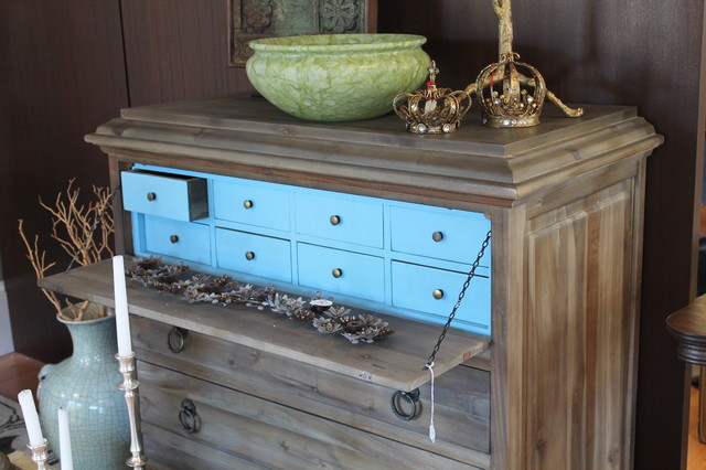 Four Hands Belmont Reclaimed Wood Chest Rustic