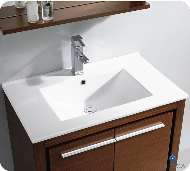 Allier Contemporary Bathroom Vanities contemporary