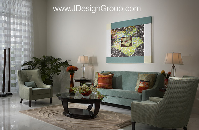 J Design Group Interior Designers Miami - Miami Beach
