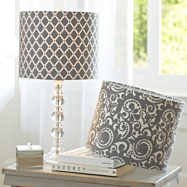 Design + Decorate Shades contemporary lamp shades