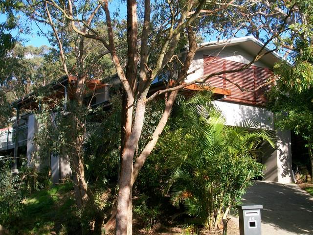 Bannigan Residence contemporary-exterior