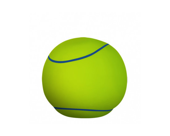 The Bool Pouf - With its round tennis ball look, the new generation of pouf is sporty in appearance...yet is ideal for cosy relaxation.