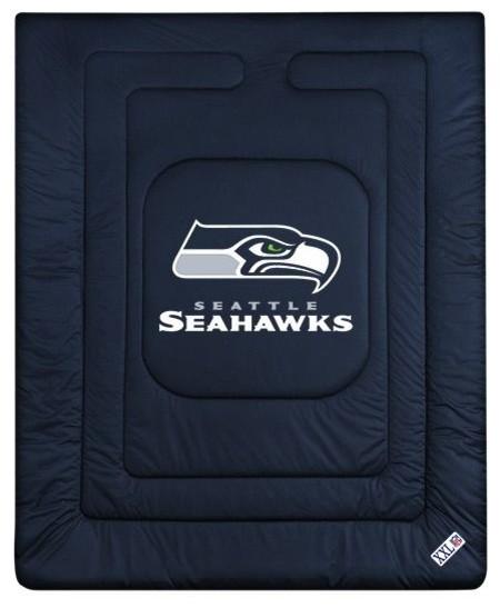 Seattle Seahawks Twin Bedding
