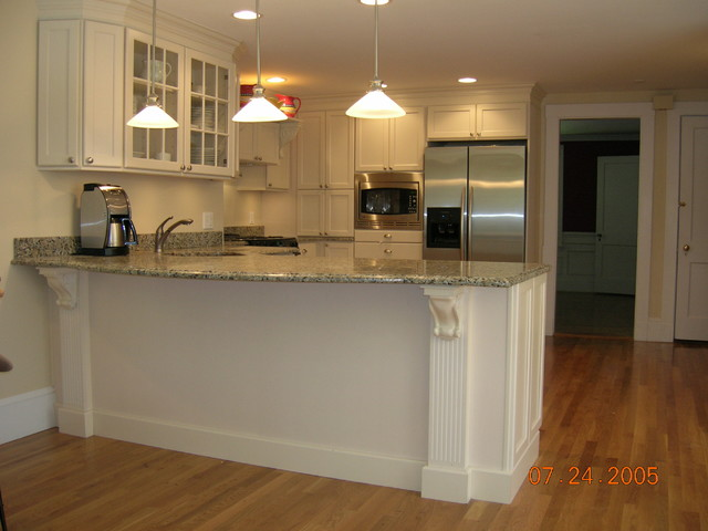 Belair Road traditional-kitchen