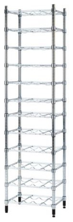 OMAR 1 shelf section/bottle racks modern wine racks