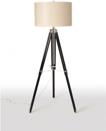 Barbara Cosgrove Tripod Floor Lamp contemporary floor lamps