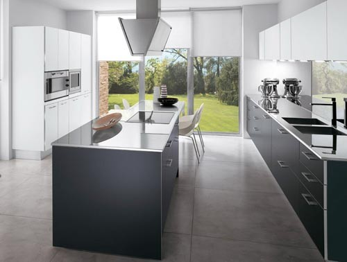 Formica Furniture contemporary-kitchen-cabinets