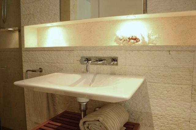Residential Interiors contemporary-bathroom