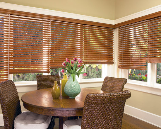 EverWood® alternative wood blinds with LiteRise® - Hunter Douglas EverWood® Collection Copyright © 2001-2012 Hunter Douglas, Inc. All rights reserved.