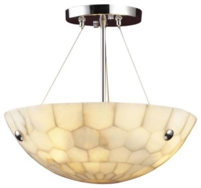 ... Semi-Flushmount by ELK Lighting bathroom lighting and vanity lighting