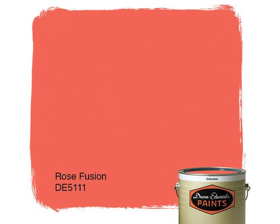 Dunn-Edwards Paints Rose Fusion DE5111 -