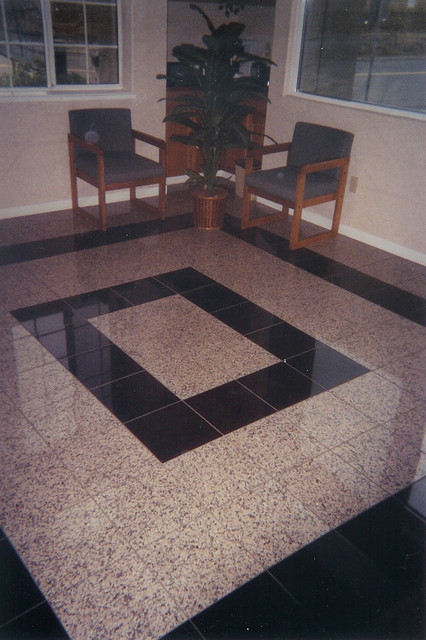 Granite Floor Modern Wall And Tile London By