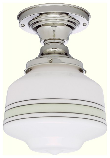 Period Lighting Fixtures and Glass Shades - Schoolhouse Electric Co. - Fixtures traditional-ceiling-lighting