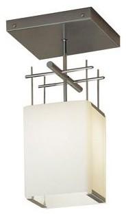 Cubox 11 - One Light Flushmount contemporary-ceiling-lighting