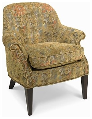 Marche Living Room Chair - traditional - chairs - by Macy's