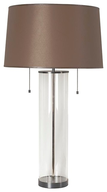 table lamp by bassett furniture contemporary table lamps raleigh. Black Bedroom Furniture Sets. Home Design Ideas