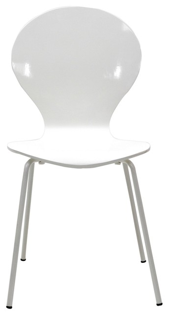 Dandy Chair in White dining-chairs