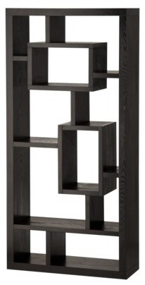 Exotic Retreat Bookcase Room Divider Screens And Dividers Target