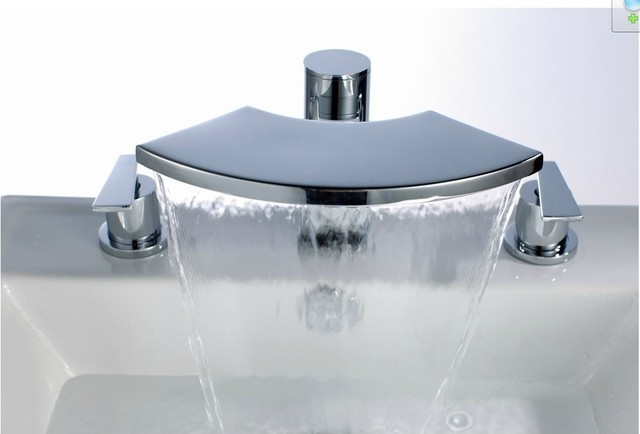 All Products / Bath / Bathroom Faucets / Bathtub Faucets