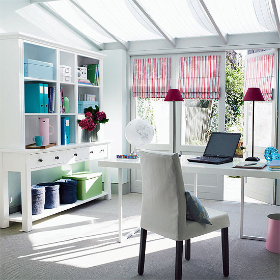 white office modern 