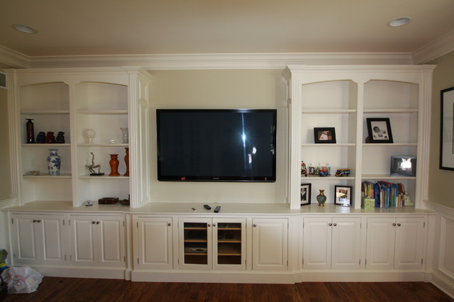 Wall Unit Traditional Furniture New York By The
