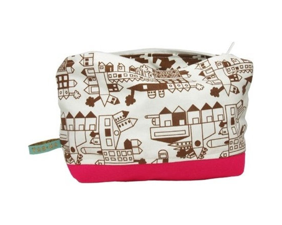 Dutch Pencil Case - Chocolate -