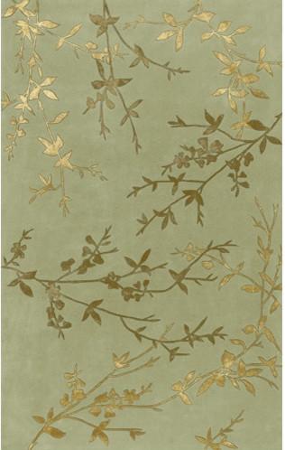 Tamira Floral Rug modern-rugs