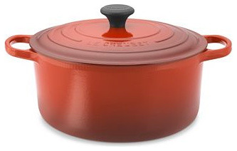 Le Creuset Classic Round Dutch Oven   Williams Sonoma traditional-dutch-ovens-and-casseroles