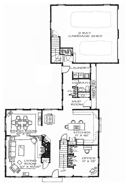 Plan 530 4 by classic colonial homes traditional floor for Classic colonial floor plans