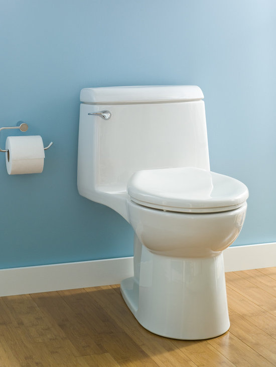 Champion 4 Right Height Elongated 1-Piece Toilet - Champion 4 Right Height Elongated 1-Piece Toilet