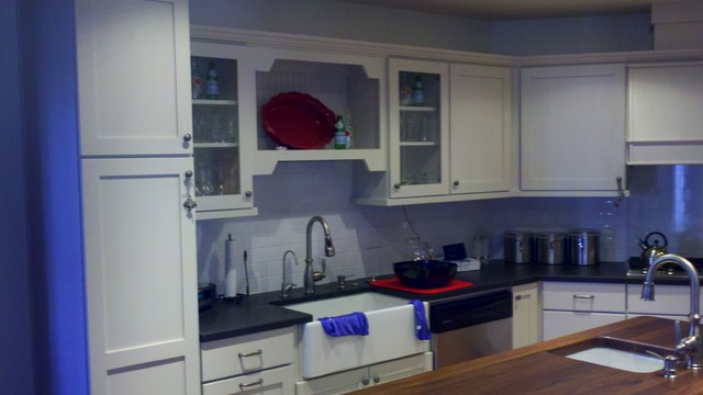 Contemporary Kitchens traditional-kitchen