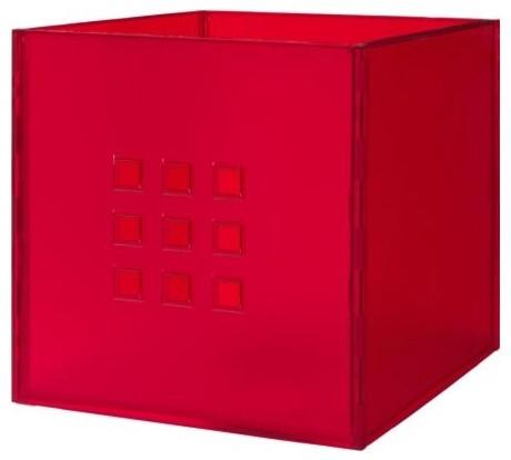 Lekman box contemporain bac et bo te de rangement par ikea - Bac a rangement ikea ...