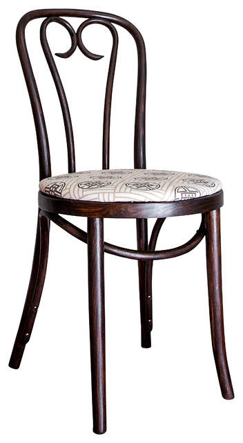 Dinning Chair For Cafe : ... 1900s Bentwood Candycane Style Cafe Chair traditional-dining-chairs