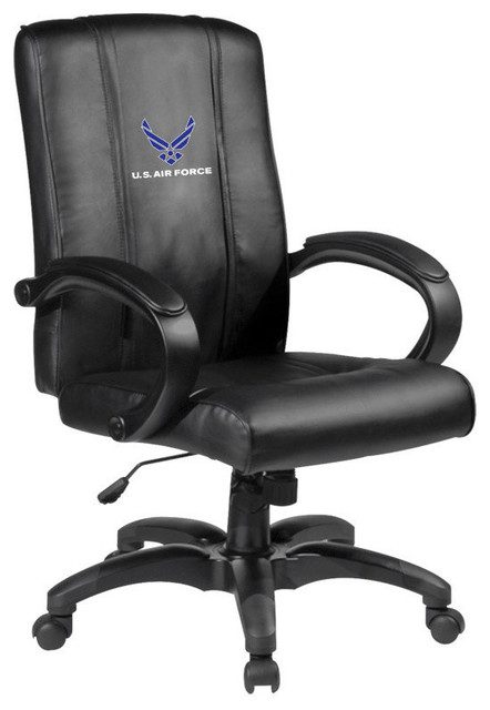US Air Force Home Office Chair traditional-task-chairs