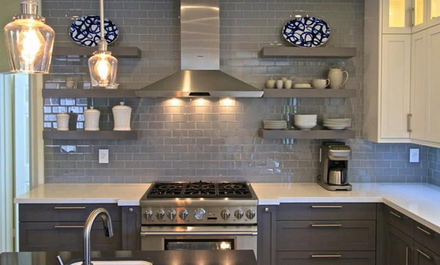 Wood Mode Cabinetry Kitchen Modern Kitchen Houston By Cabinets Designs