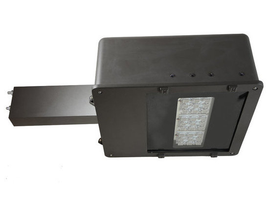 MaxLite - MLAR70LED50 MaxLite LED Area Light, 61 Watts Bronze - LED Area Lights are an efficient, energy saving replacement for metal halide and high-pressure sodium fixtures, containing a universal voltage driver.