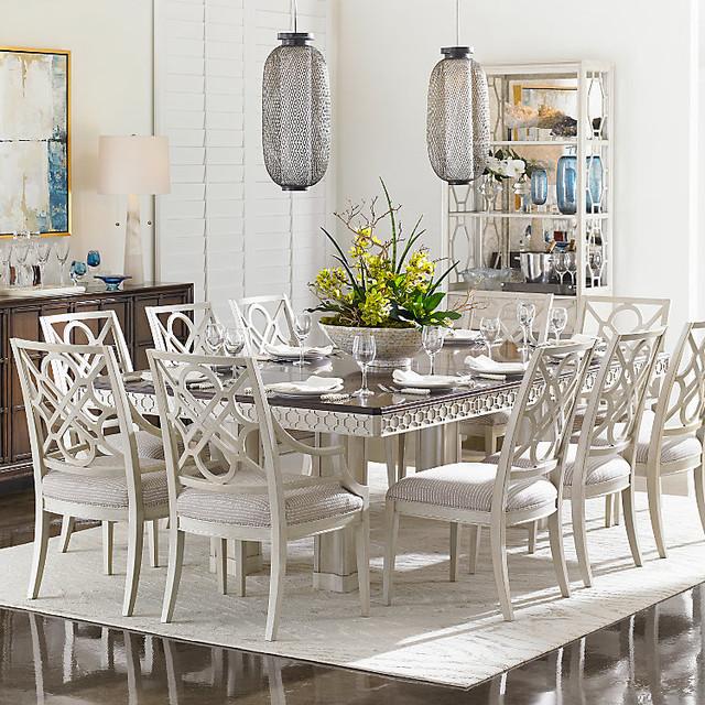 Transitional Dining Room Furniture: Smart Furniture - Transitional - Dining