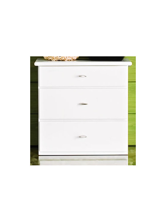 Drawers - Drawers are always useful in a bathroom. Keep them where you need small items like makeup, combs and brushes, and it's easier to keep your countertops neat and tidy.