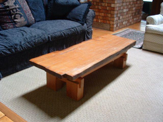 Craftsman timber frame furniture asian coffee tables for Oriental furniture vancouver