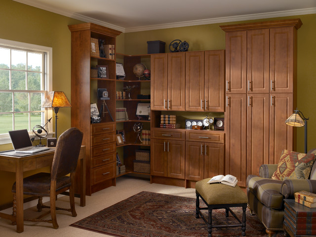 Home office / study traditional-home-office