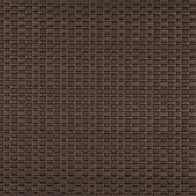 Thin Basket Woven Upholstery Faux Leather By The Yard contemporary-upholstery-fabric