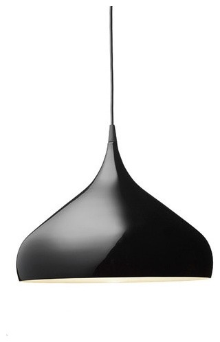 Benjamin Hubert Black Spinning Light BH2 modern pendant lighting