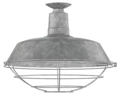 The Original™ Warehouse Flush Mount Pendant  ceiling lighting