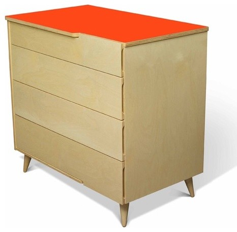 11-Ply Changing Dresser modern-baby-and-kids