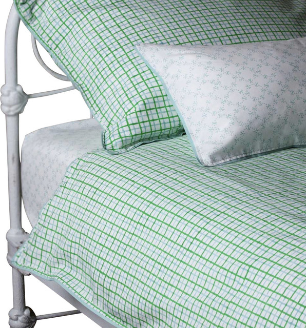 James Sky/Grass Duvet Cover, King contemporary-duvet-covers-and-duvet-sets
