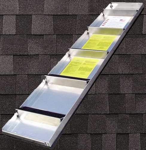 High Stepper Roof System 12 Quot 5 Step Walk Board