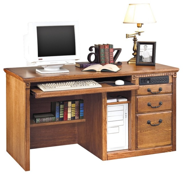 kathy ireland home huntington wheat computer desk